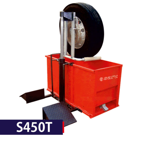 Air Operated Truck Tyre Test Tank