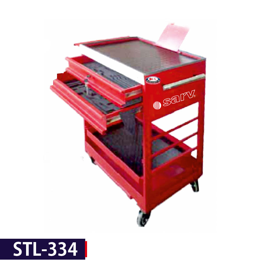Single Cabinet Tools Trolley