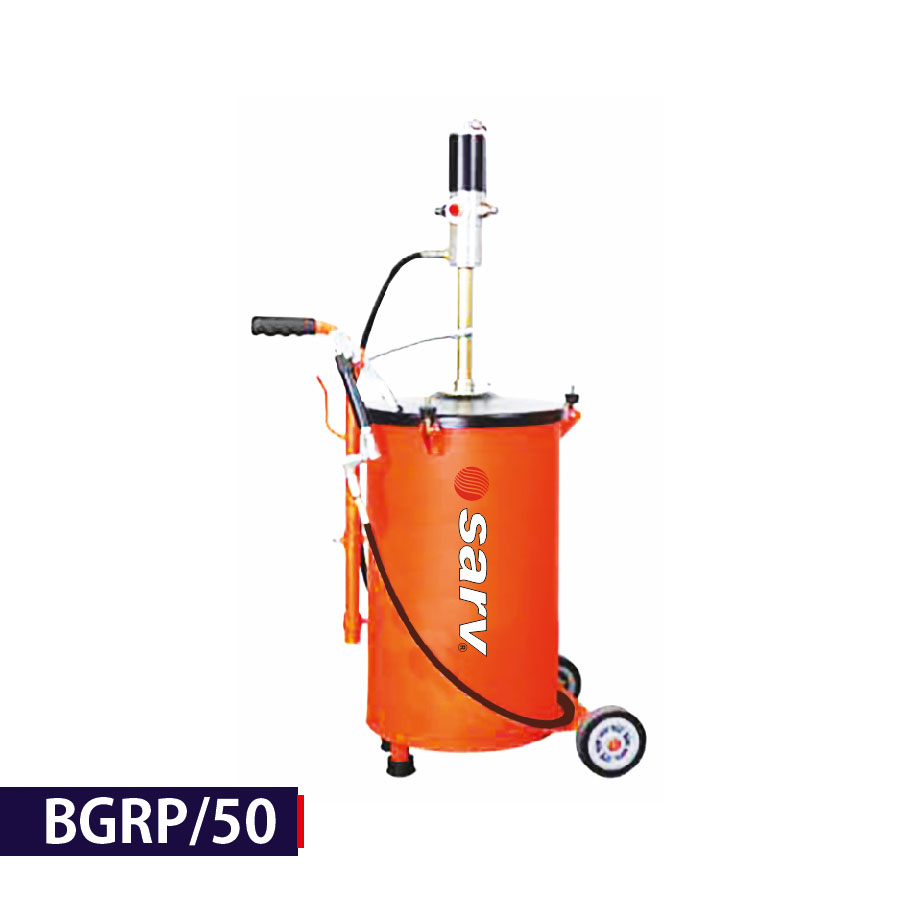 BGRP|50 - Air Operated Grease Ratio Pumps 50:1