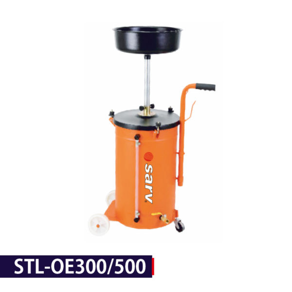 Hand Operated Waste Oil Extractor