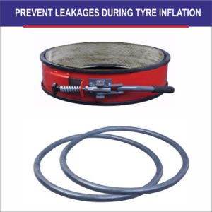 How to prevent leakages during Tyre Inflation?? USE Sarv's Pump Rings/Bead Seaters for a Quicker and leakage Free Inflation!