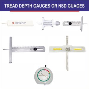 Tread Depth Gauges Or NSD Guages by SARV : Questions Answered.