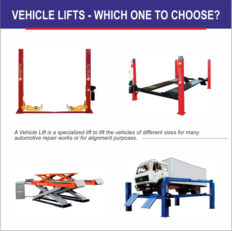 Vehicle Lifts: Which one to choose? All questions answered What is a Vehicle Lift?