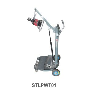 Pneumatic Impact Wrench Holding Trolley